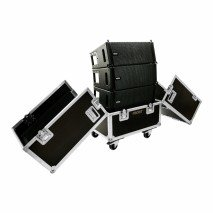 Curvature Coherence 8 Flight Case